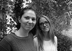 Janel B. Galvanek & Katrin Planta